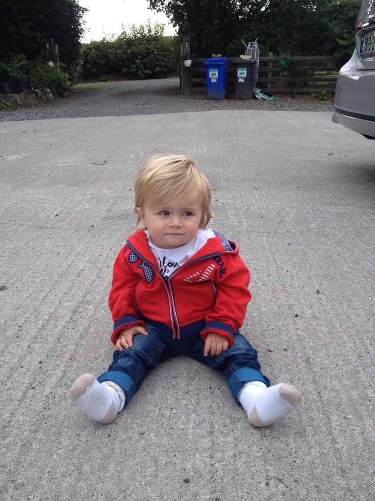 Award for cutest baby goes to Theo Horan ❤️❤️