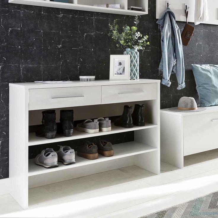 die besten 25 wei er konsolentisch ideen auf pinterest. Black Bedroom Furniture Sets. Home Design Ideas