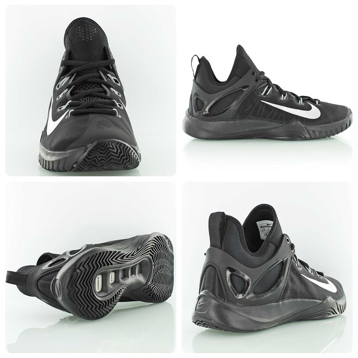 Nike Basketball Shoes, Nike Zoom, Black Silver, Kicks, Footwear, Shoe, Shoes,  Zapatos