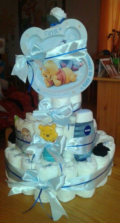 Pelenka torta!