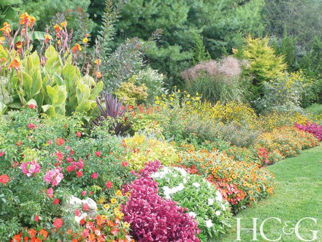 Best A colorful garden landscaped by Charlie and Silas Marder