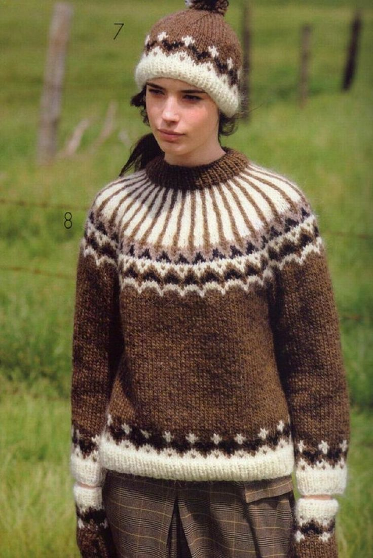 107 best handknit sweaters images on Pinterest | Beautiful, Knit ...