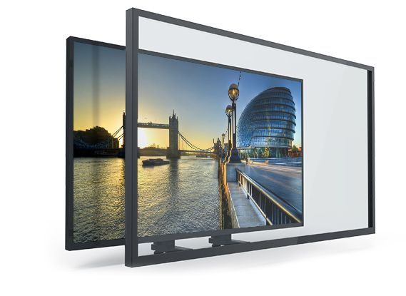 TablerTV magically converts your TV, Display into a large Multi-Touch tablet or touch wall.