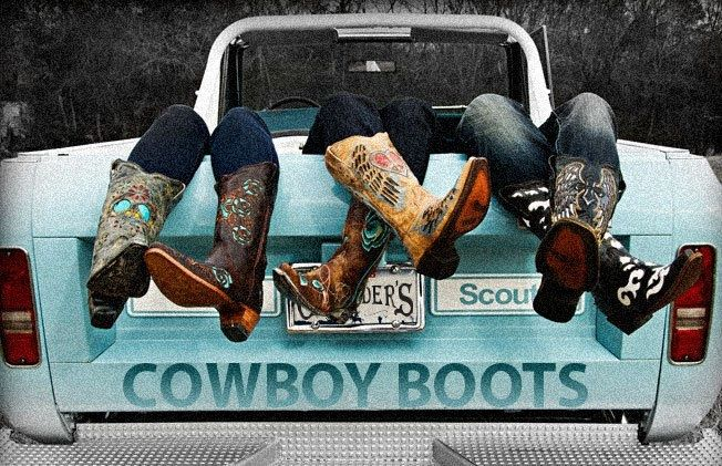 Cowboy Boots: Cowgirl Boots3, Red Boots, Old Trucks, Country Girls, Best Friends Pictures, Cowboys Boots, Cute Pictures, Cute Bff Pictures, Corral Boots