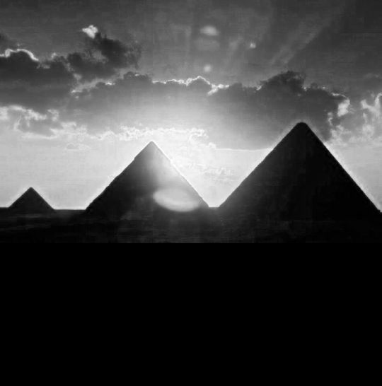 Great Pyramids of Giza - This one may be an impossibility for a long time.