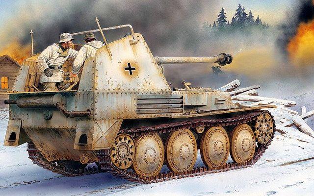 Untitled | WW2 tanks | Flickr
