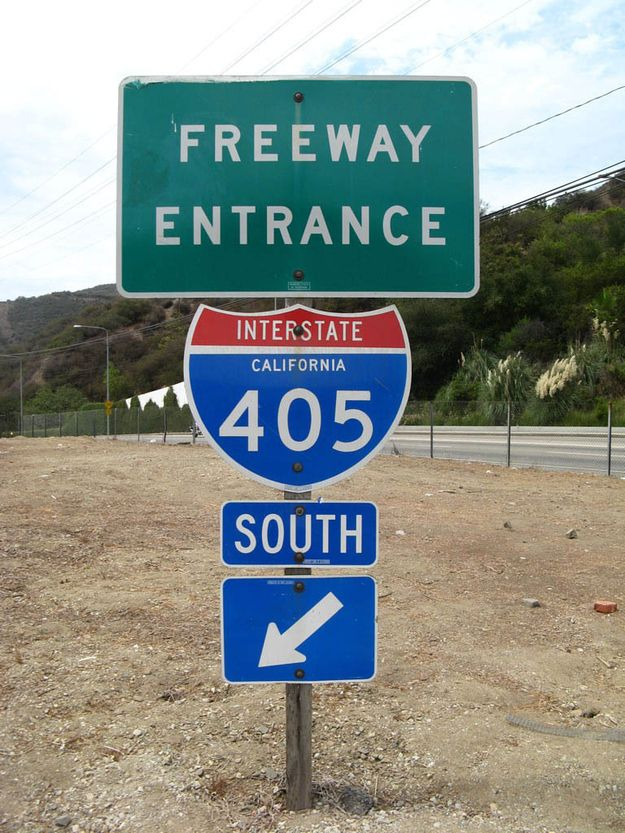 Why do you call it THE 405 and not I-405? | 21 Things People Always Ask When You're From California