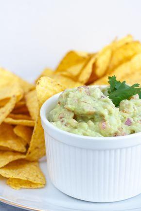 Zo maak je de lekkerste guacamole - Zoetrecepten