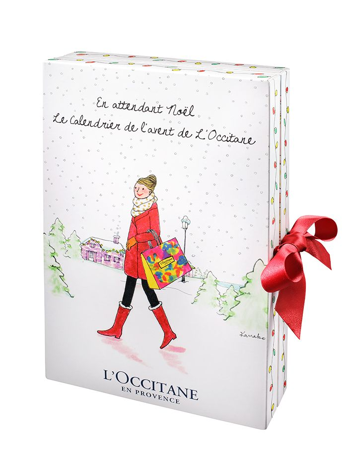 {Xmas Giveaway} L'Occitane Adventskalender