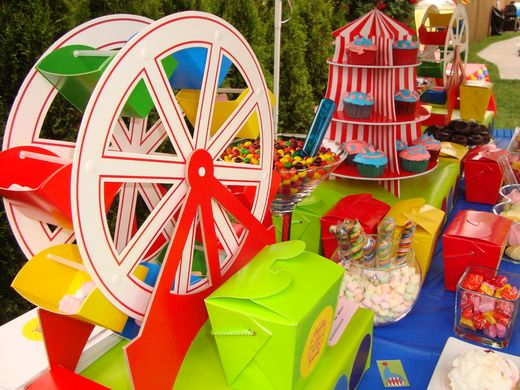 """Photo 3 of 14: Carnival / Birthday """"Lucas 3rd B-day"""" 
