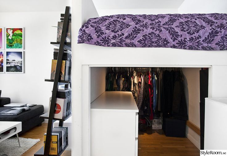 förvaring liten lägenhet