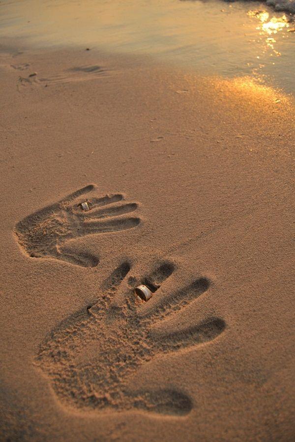 Picture on the sand - Foto matrimonio in spiaggia