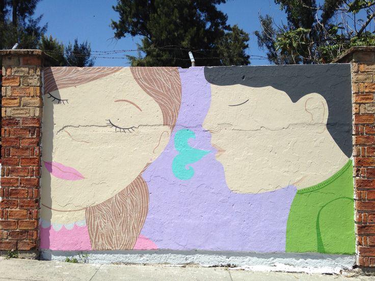 #muralesenescuelas #proyectoarteurbano Sembrando valores en los niños de México