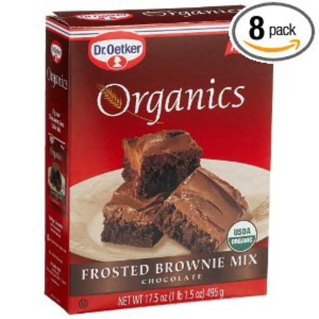 Double chocolate kuchen dr oetker