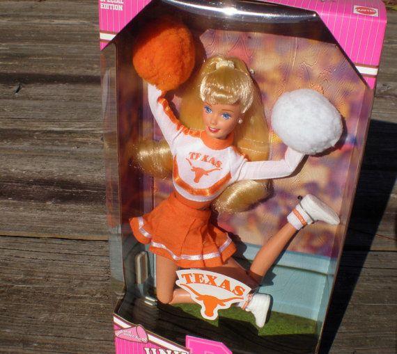 Barbie pom-pom girl Vintage 1996 Université par AnnesAccumulations
