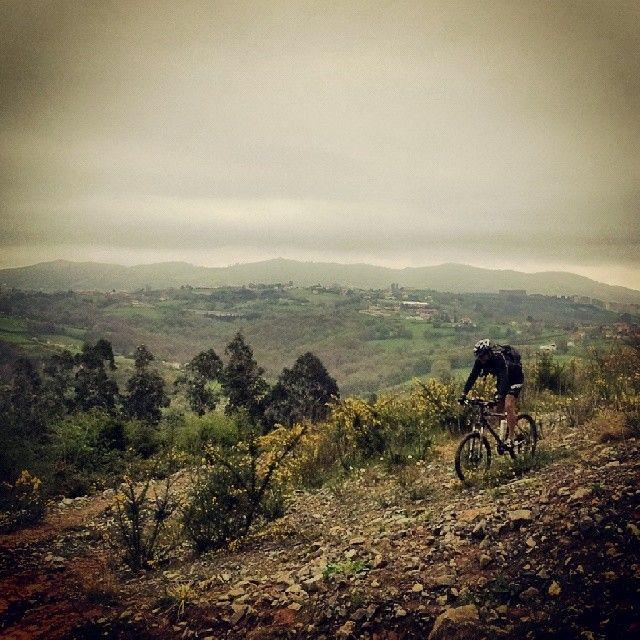 Sierra del #Naranco #Oviedo #asturias #RapososBTT