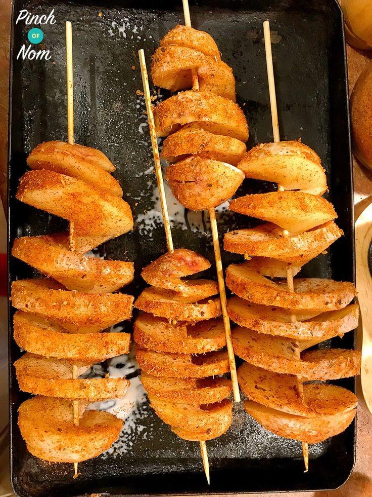 Syn Free Potato Twisters | Slimming World
