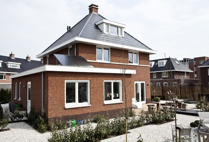 VillaConinck is een mix van modern design,karakteristieke en smaakvolle details.
