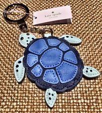 Новый с ценниками kate spade new york кожаная ручная женская сумка черепаха шарм брелок + брелок кольцо цепочки