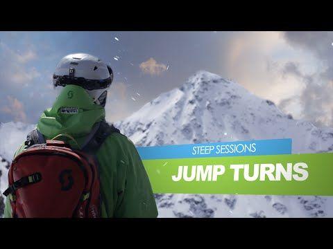 STEEP SESSIONS - Jump Turns (Warren Smith Ski Academy) - YouTube