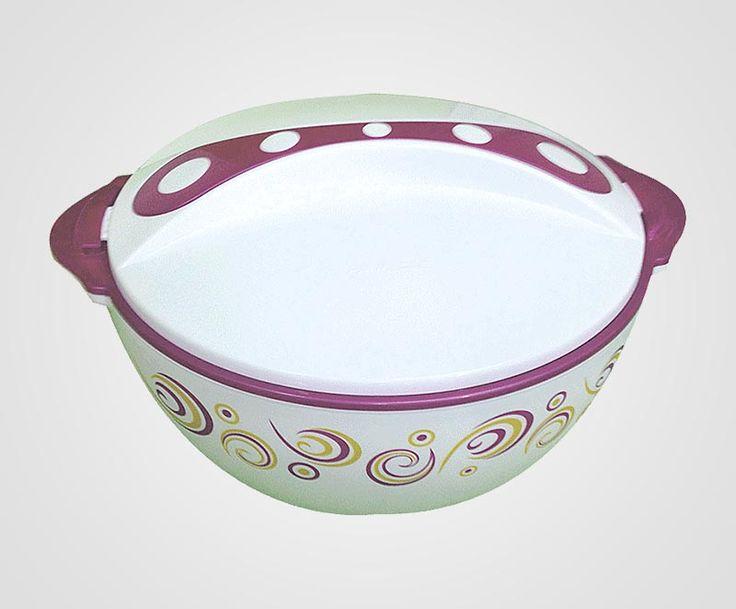 Θερμός φαγητού Pavonia Purple 8 lt