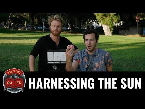 Director of Photography Jon Salmon (VGHS, RocketJump: The Show) teaches us how to use the sun to our advantage when lighting outdoors. All you need is your p...