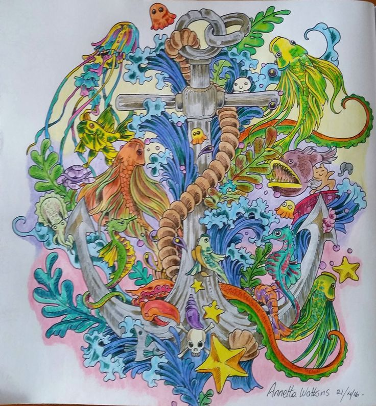 611 best images about random coloring books on pinterest for Imagimorphia coloring pages