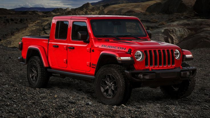 Jeep Gladiator Launch Edition will kick off sales of the