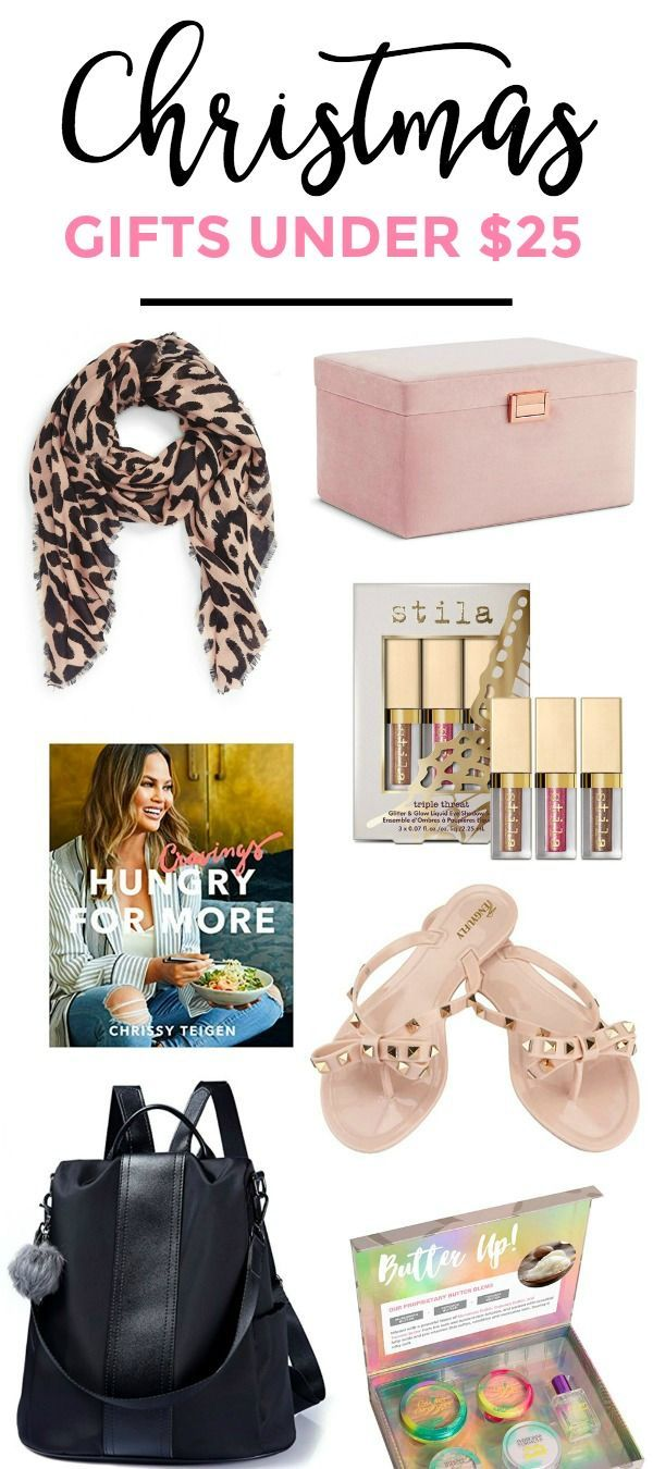 The Best Christmas Gifts for Women Under $25 in 2018 | The Best Gift ...