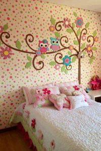 nice Owl Decor For Kids Room