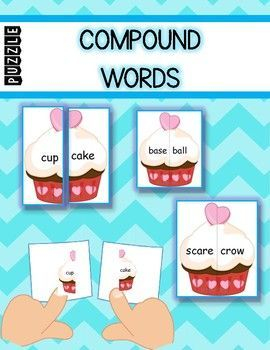 This product is Puzzle Game of Compound Words. Compound Words are the mixture of two words; to explain the meaning of compound words this game is designed. This will help children to learn new words. Problem solving skill is also developed through this pu