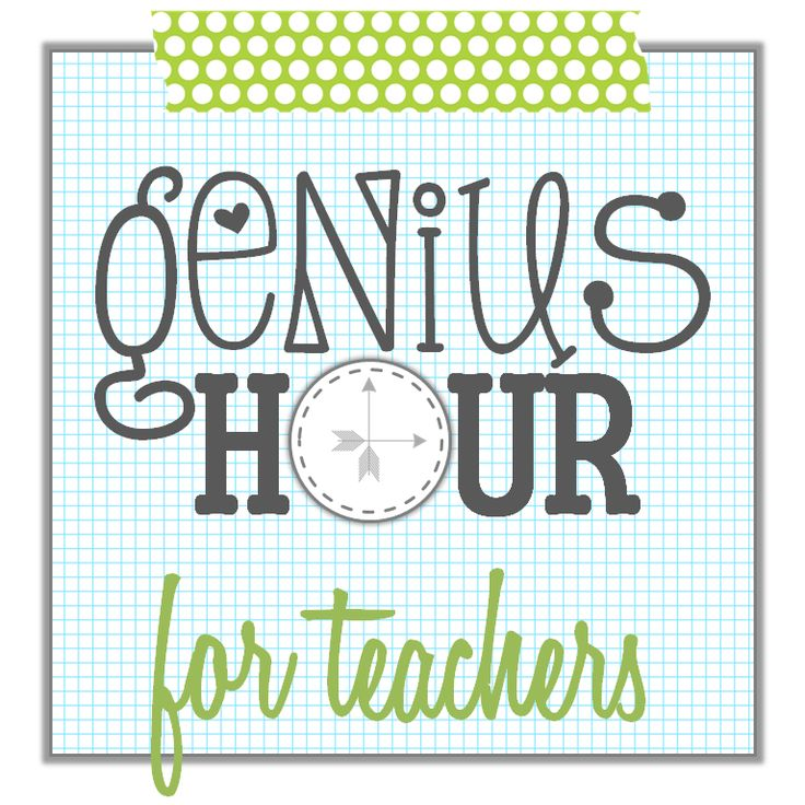 Genius Hour for Teachers. A blog post to describe the implementation of Genius Hour for math teachers at a junior high school.
