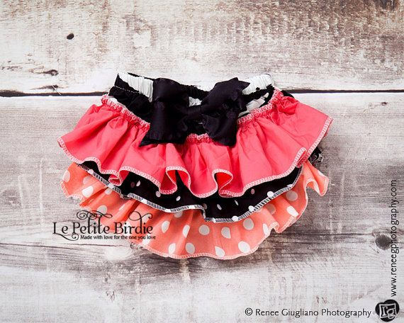 Ruffle Bum Baby Clothes