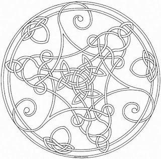 Mandalas Para Pintar: mandalas para imprimir