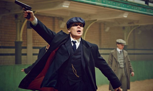 Waltzed through the first two seasons of Cillian Murphy & co. in Peaky Blinders. Great watch, british cast. Top marks. Filmed locally in the north west aswell.