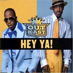 """""""Hey Ya"""" by Outkast ukulele tabs and chords. Free and guaranteed quality tablature with ukulele chord charts, transposer and auto scroller."""