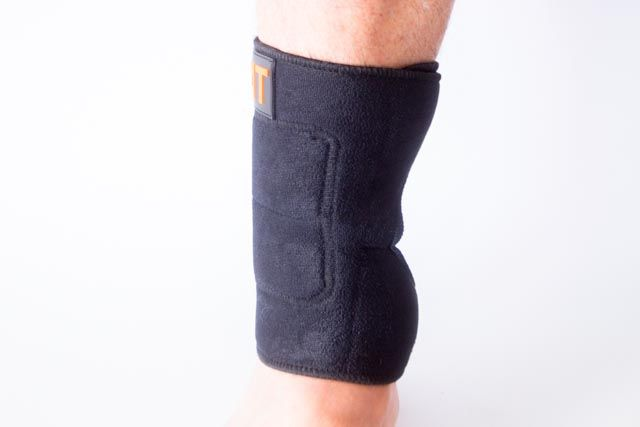 #Join #Pain #KneePain #PhysicalTherapy New Natural Tourmaline Remedy for Joint Pain and Tendinitis Relief Adjustable black device for #Men & #Women. #NMT #NeoMedinaTech