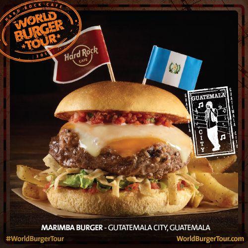 Marimba #Burger #Guatemala #WorldBurgerTour
