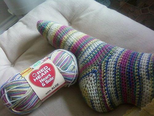390 Best Crochet Socks Images On Pinterest Crochet Socks Pattern