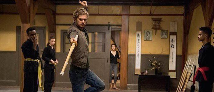 ##Iron Fist is a Much Better Show If You Remove Iron Fist