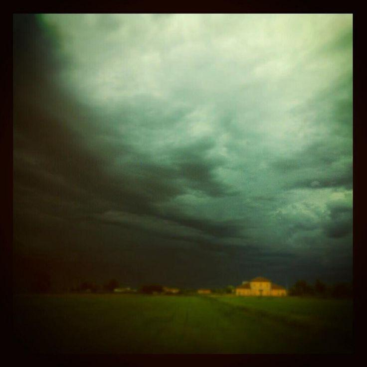 Il cielo dipinge