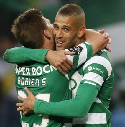 ISLAM SLIMANI. Looks like it it 100% certain that he's leaving us for England's…