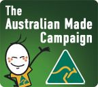 Australian Made Campaign, educating Aussie kids about their own country and the products it produces.
