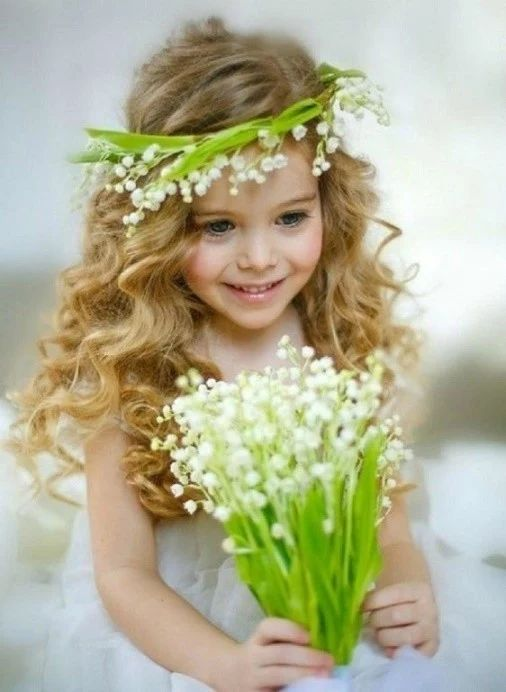 For my widowed mother, Irene: on your wedding anniversary, every May 14th, I'd send you a bouquet of lily-of-the-valley (the sole flowers you carried in your bridal bouquet when you married my father)...