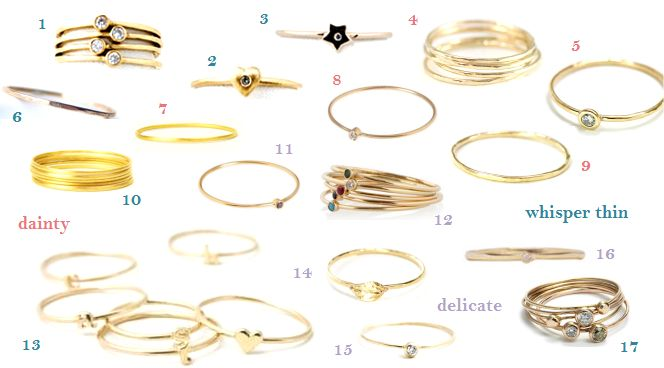 rings: Gold Stacking, Jewellery Secret, Large Rings, Stacking Rings, Jewelry, Bling Bling