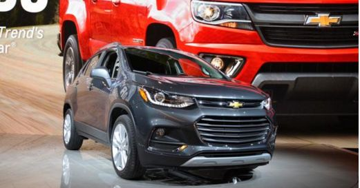 2018 Chevrolet Trax Powertrain, Specs and Release date, price