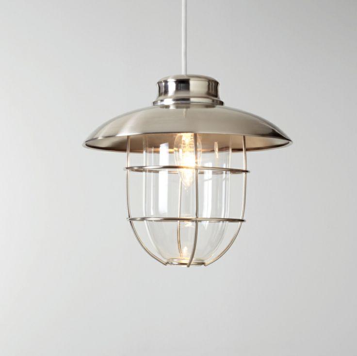 Bedroom Lamps Tesco: Fishermans Pendant Light £18.00 ASDA