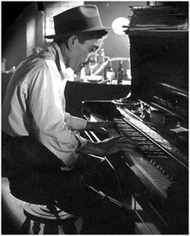 """Hoagy Carmichael was born in Bloomington, Indiana on November 22, 1899. His given name, Hoagland, derived from a circus troupe """"The Hoaglands"""" who stayed with the Carmichaels during Mrs. Carmichael's pregnancy."""