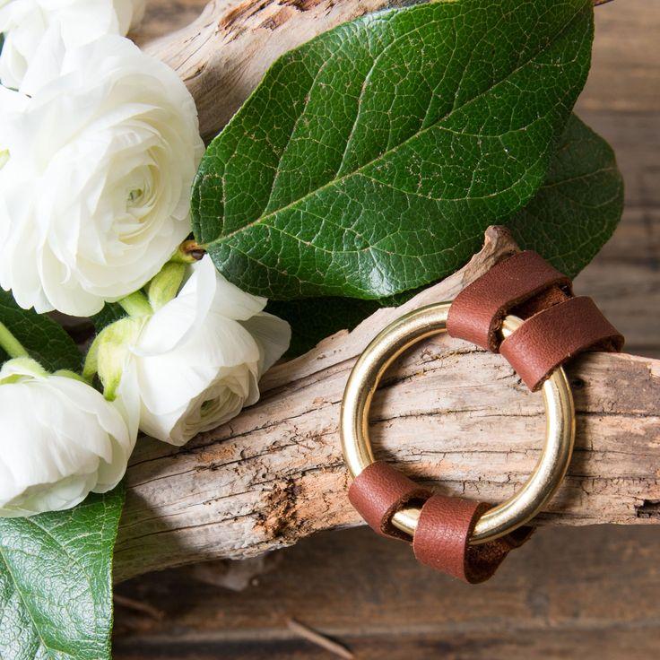 Leather Bracelet - Magnolia Market | Chip & Joanna Gaines – The Magnolia Market