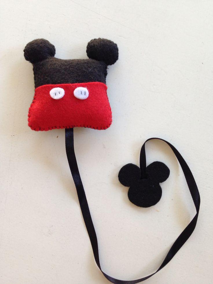 Boekenlegger Mickey